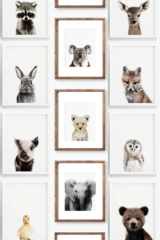 WALL ART - Online Printables + Printer + Frame