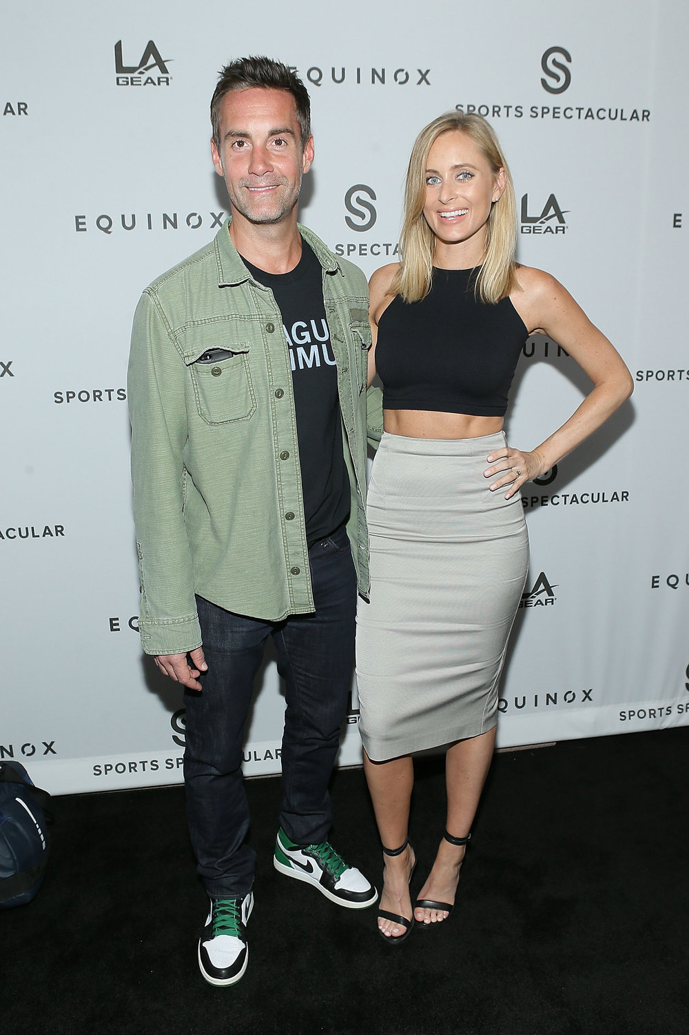 Appearance: Equinox Celebrity Basketball Spectacular Benefitting Sports Spectacular, West LA
