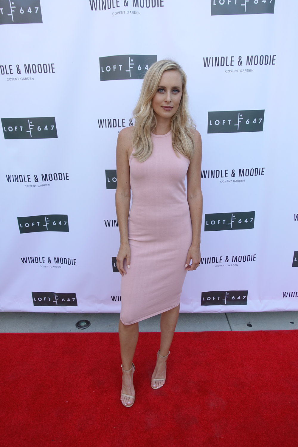 Appearance: Windle & Moodie Official USA Launch, West Hollywood