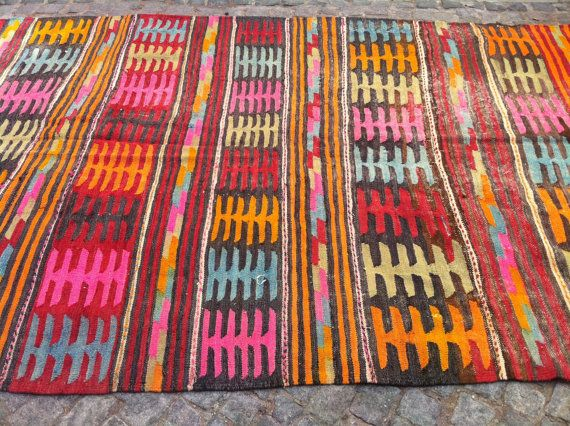 Rug sold via Etsy | Sheepsroad