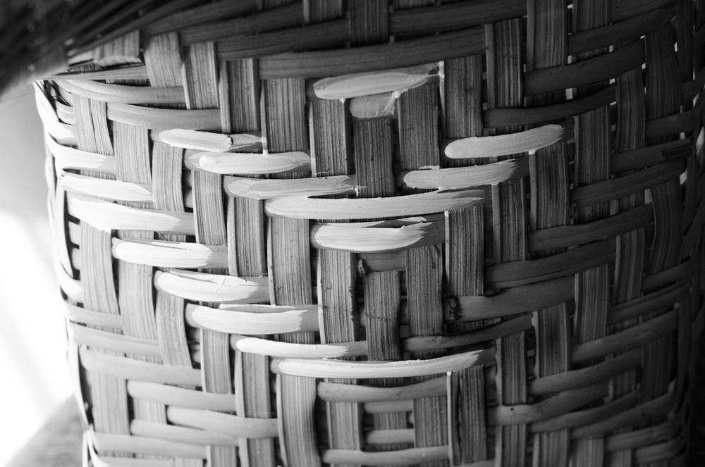 Christie-Cook-Den-Mother-rattan-DIY-Ikat-plant-holder-Los-Angeles-design-black-and-white