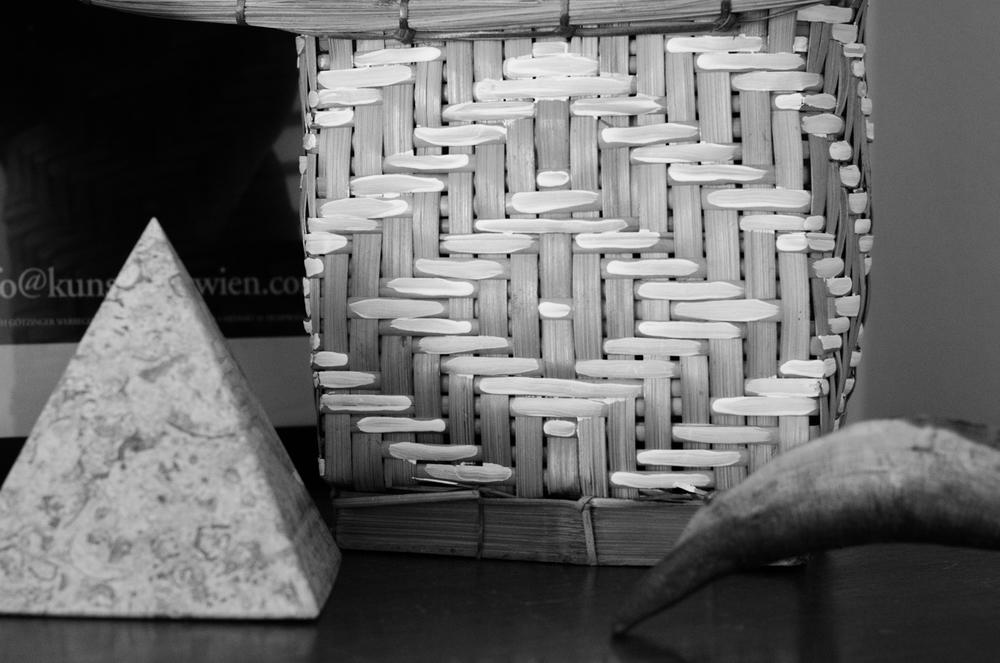 Christie-Cook-Den-Mother-rattan-DIY-Ikat-plant-holder-Los-Angeles-design-black-and-white-3