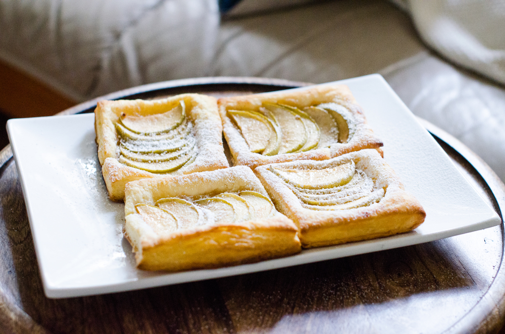 Autumn Apple Tart | Den Mother Blog