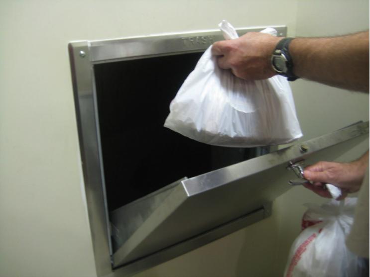 Trash Chute Maintenance Program Excimex