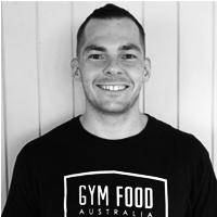 Tim Keating - Gym Food Australia