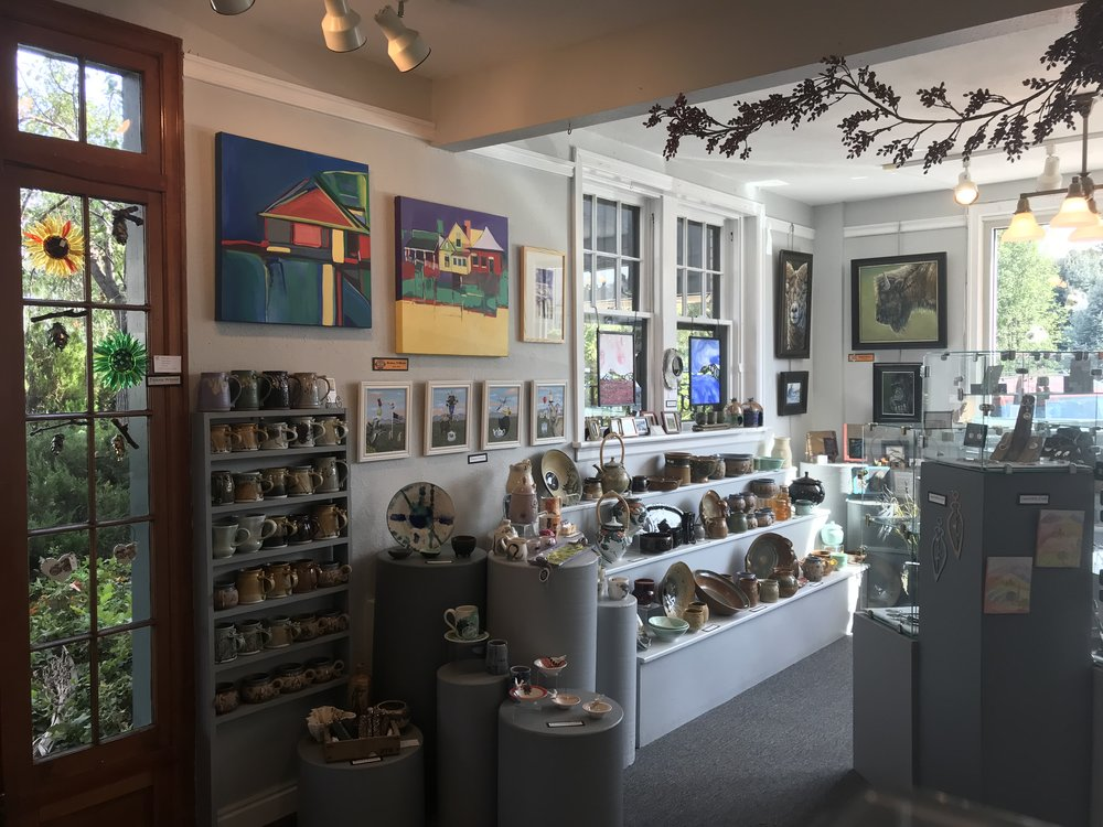 We are proud to be members at this local Co-op Gallery, they truly are a Greeley Treasure! Checkout their upcoming shows and find a collection of our work on display @ 927 16th St. Greeley, CO. Open M-F 10-6 Sat 10-4