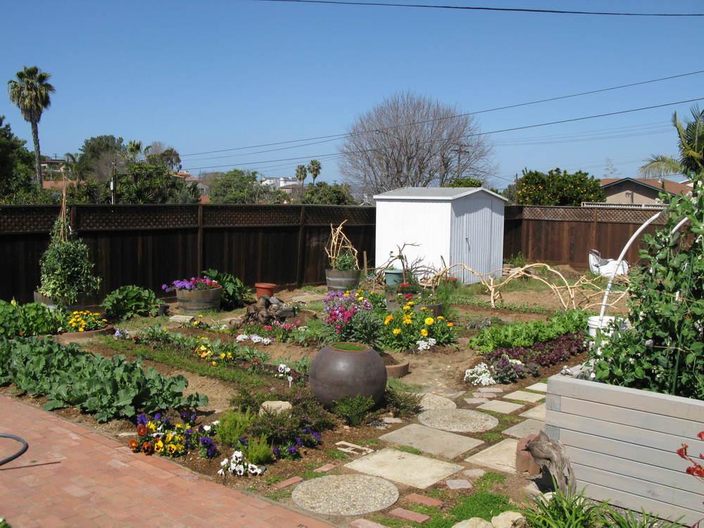 Spring 2010 at 107 Garden