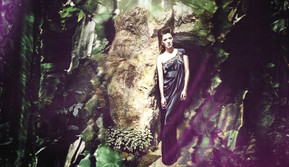 FASHION JUNGLE BIPONE COUTURE   PERSONAL WORK 2013