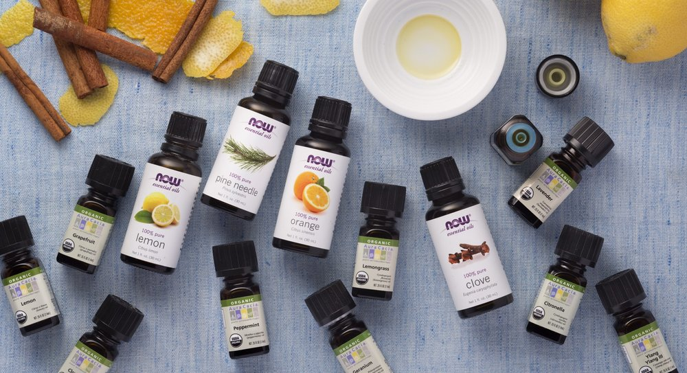 Change Your Mood With These Easy-to-Make Essential Oil Blends - Huffington Post