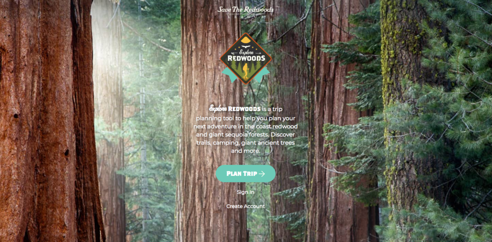 Explore Redwoods by Save the Redwoods League