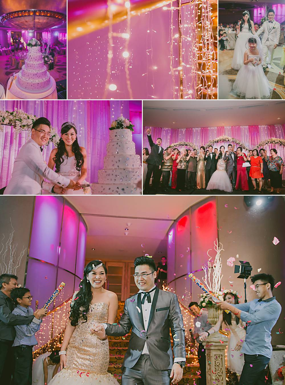 Fullerton Wedding Banquet
