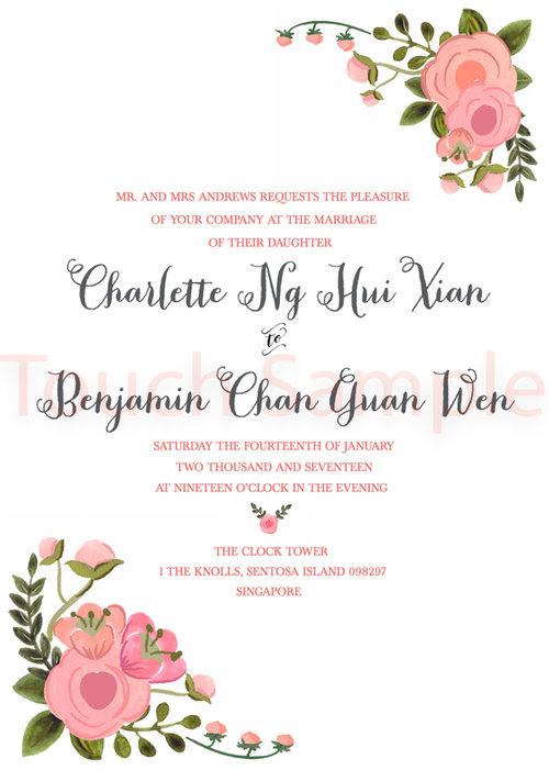 Wedding invitation design paris and singapore wedding ts2a invitationg stopboris Gallery