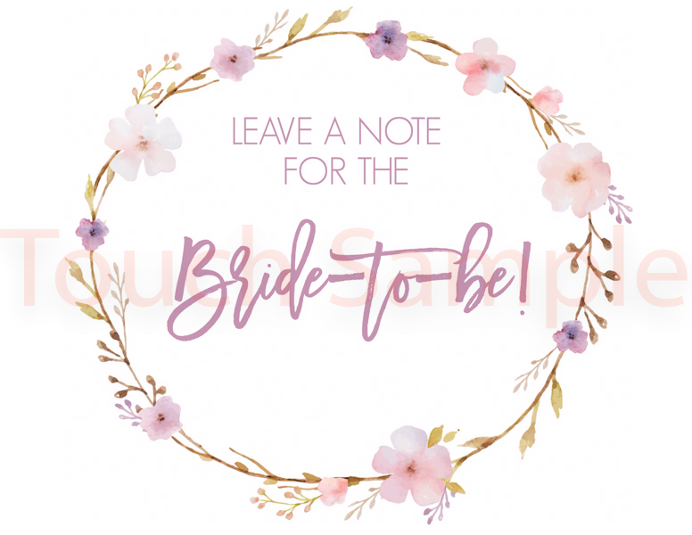 TS8a - Bride-to-be sign.jpg