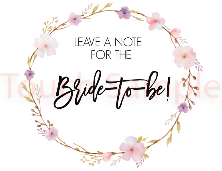 TS8b - Bride-to-be sign.jpg