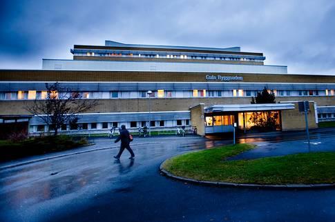 Centralsjukhuset i Kristianstad.FOTO: DRAGO PRVULOVIC/TT