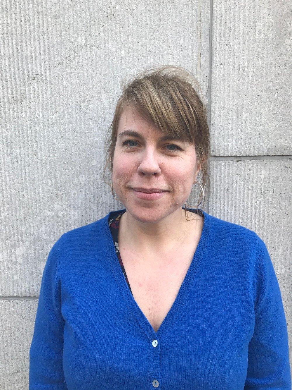 Maria Larsson, Psykiatrifonden.