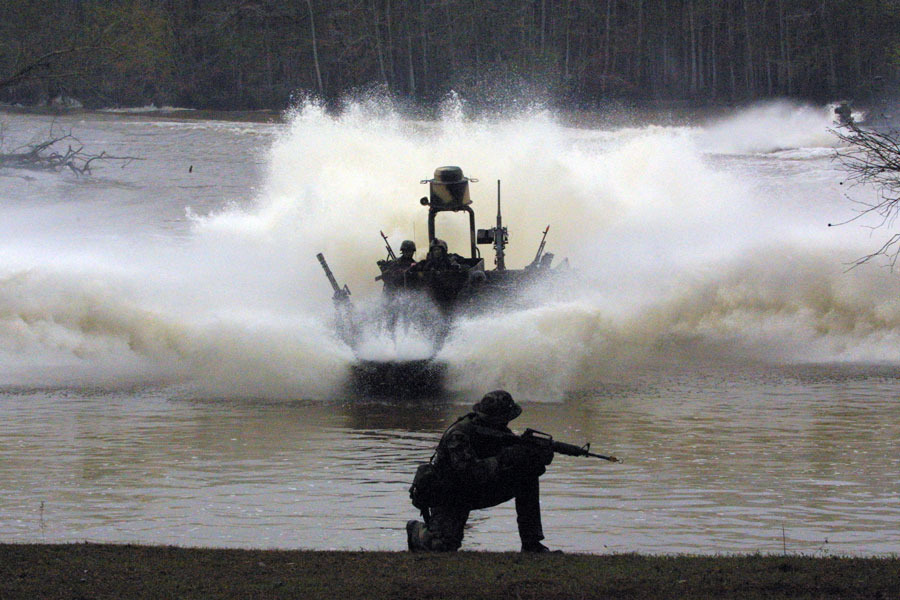 Special Operations Craft Riverine