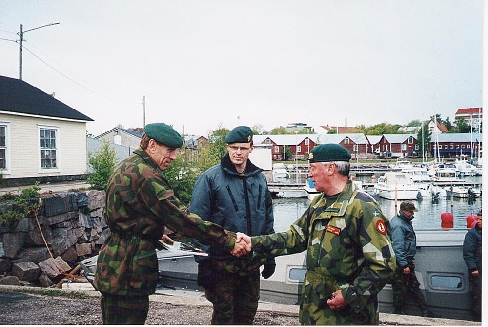 Isaksson, Gardberg, Arweström