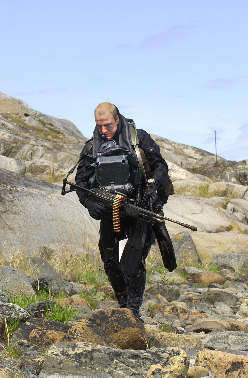Årets kustjägare 2001 Emil Lindblom (på den tiden Andersson)