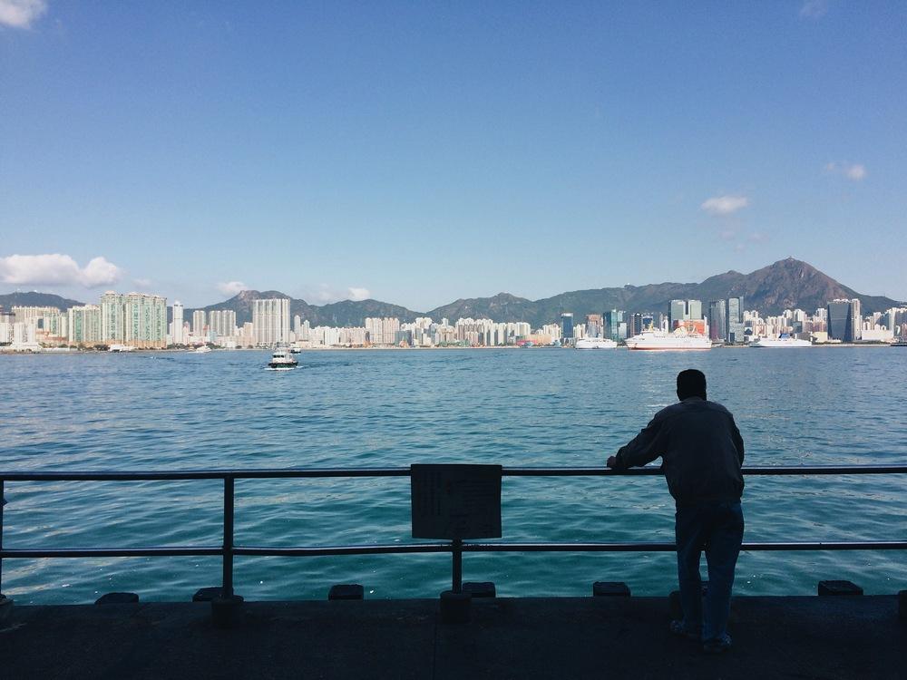 Hong Kong, 2016