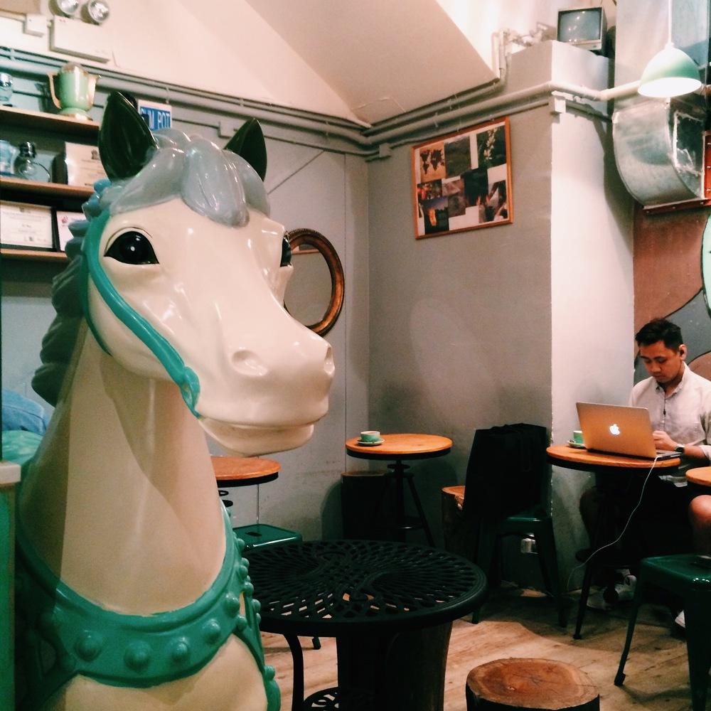 N1 Cafe, 2015