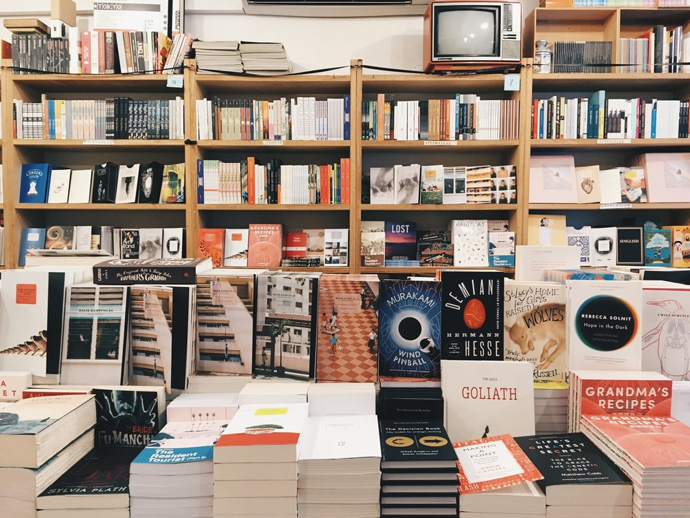 Inside BooksActually