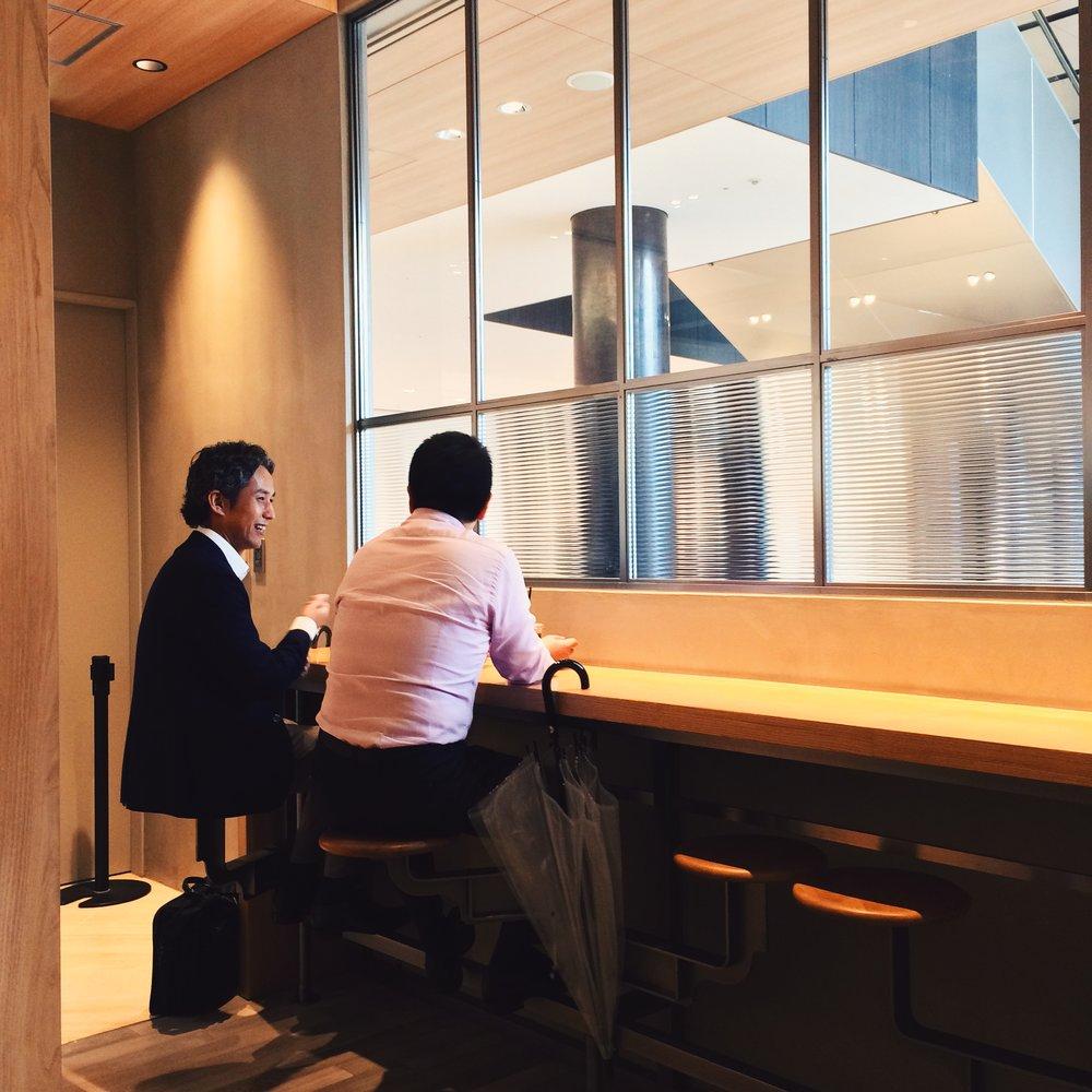 Toranomon Koffee, Tokyo 2015.