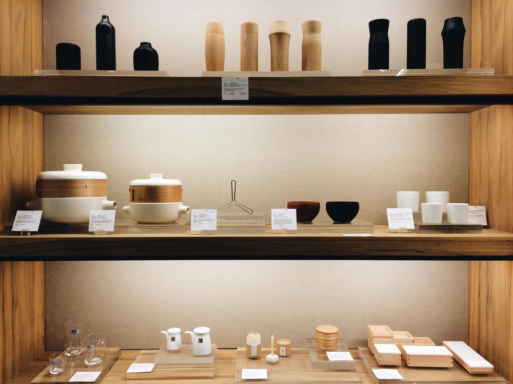 曾經在銅鑼灣誠品的Good Design Store,2016