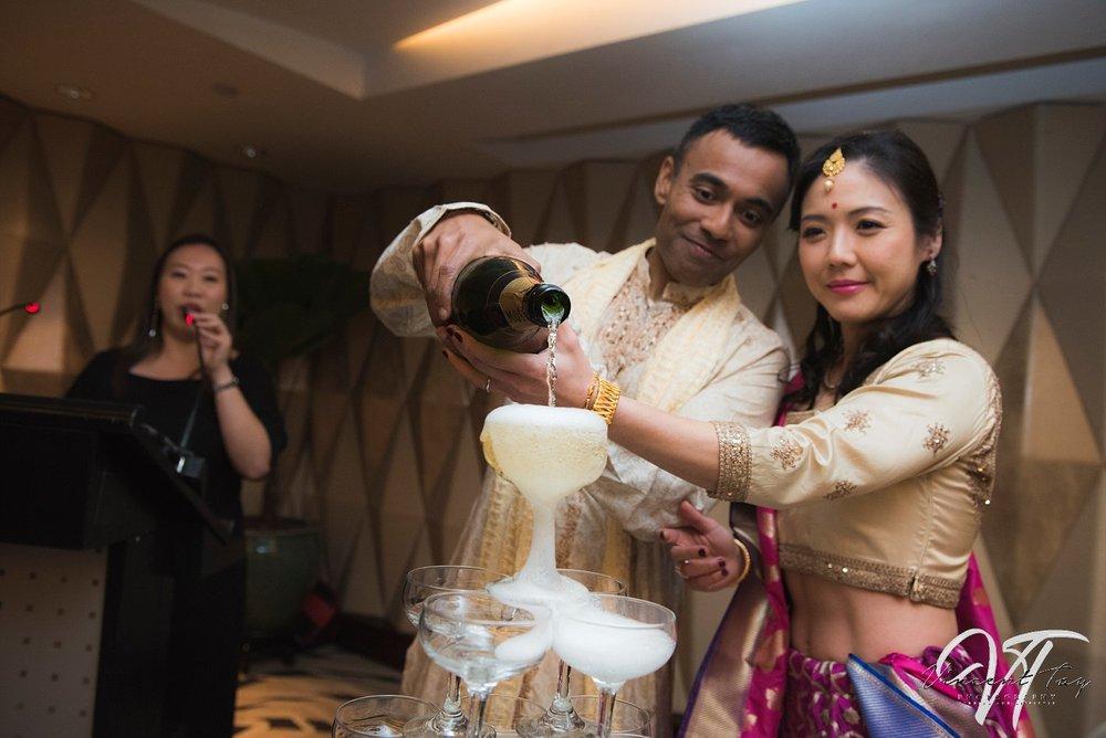 Actual Day Wedding Photography Singapore - Joedha & Eunice