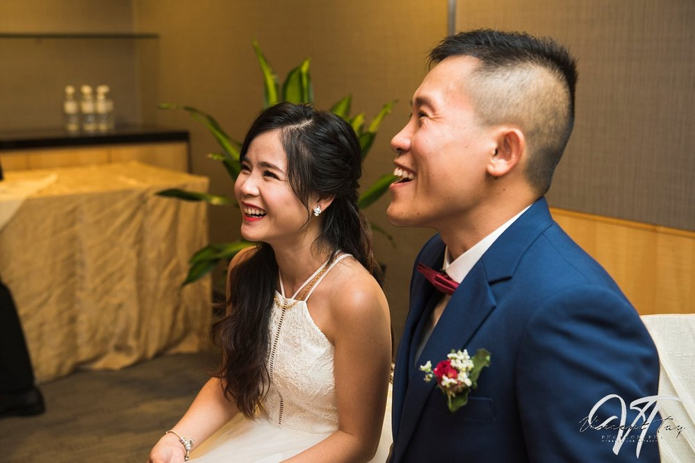 Actual Day Wedding Photography Singapore: