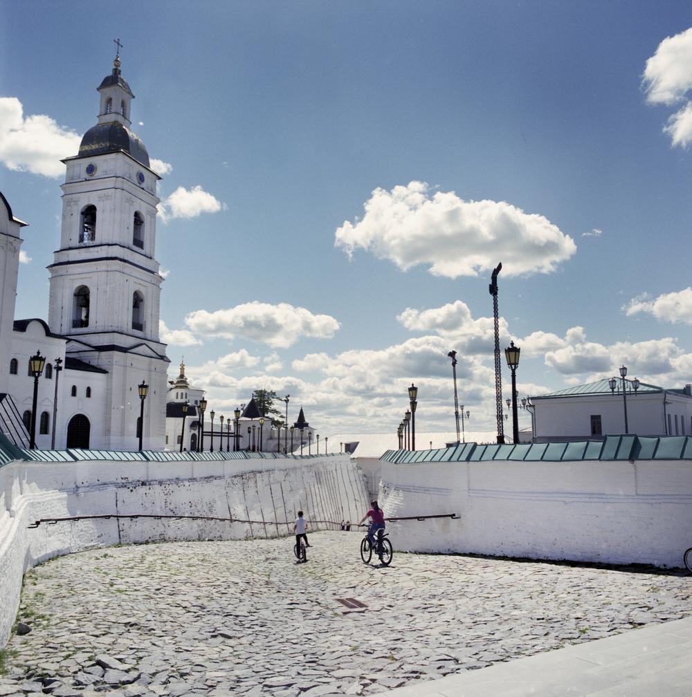 Tobolsk, Russia. 2014