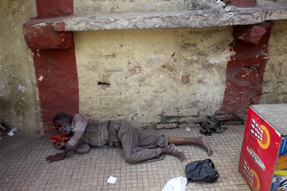 Public Sleeper, India 2010