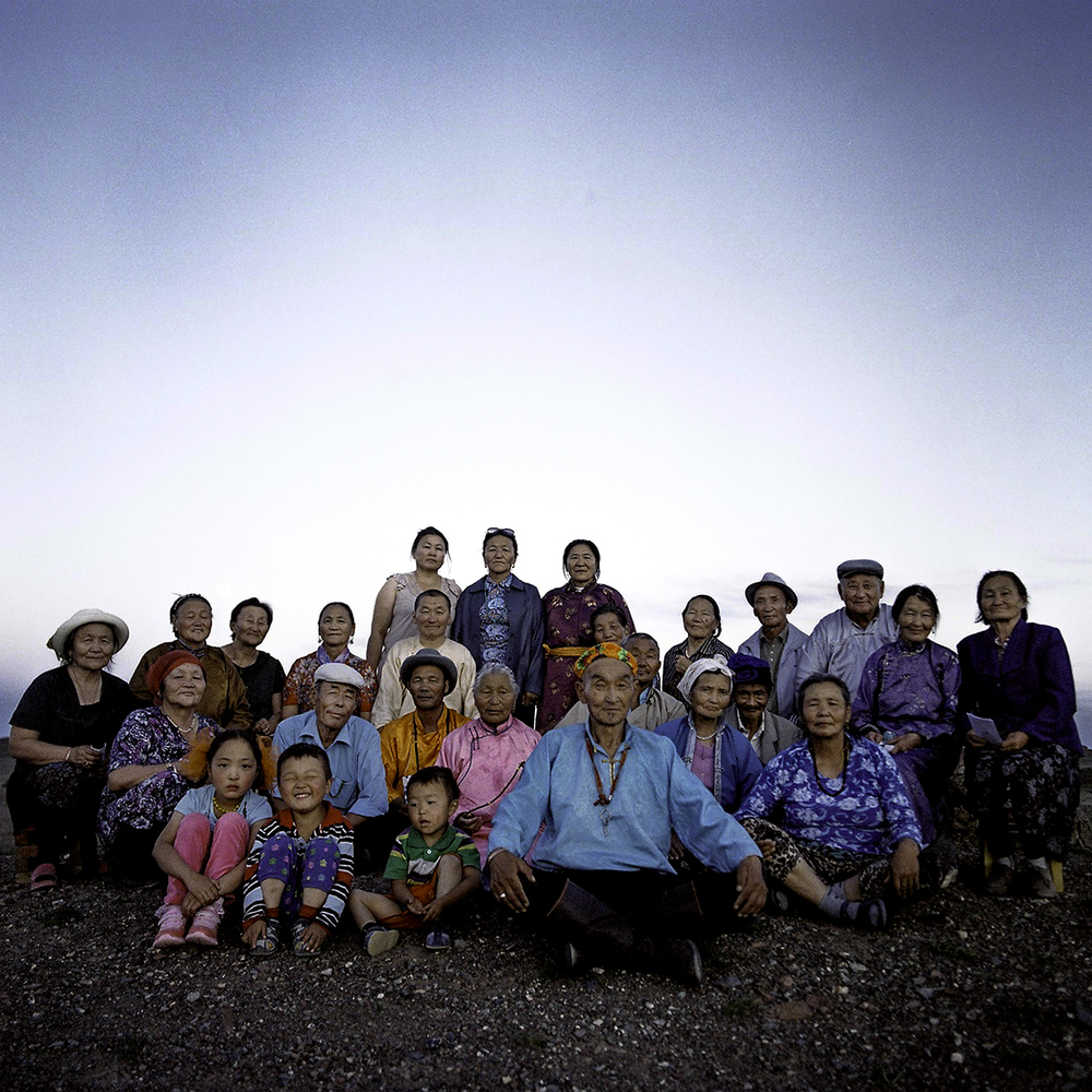 Villagers, Mongolia. 2014