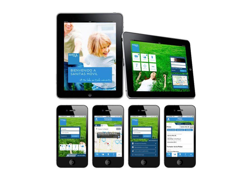 App Sanitas