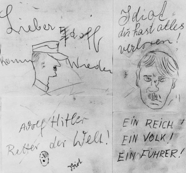 Es muss ein Stueck vom Hitler sein : It has to be a piece of Hitler Walter Kruettner.jpg