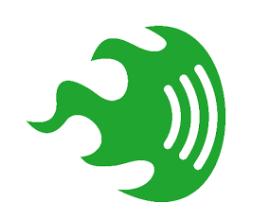 Das BarCamp Logo gibt es auch in anderen Farben