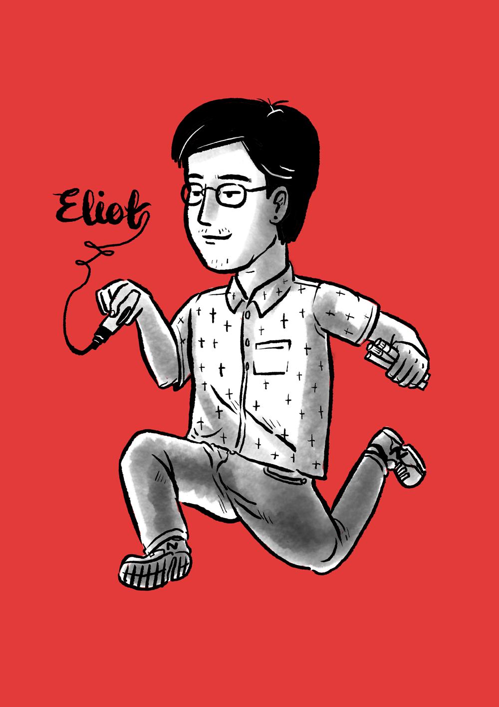 ELIOT LEE GRAPHIC RECORDER