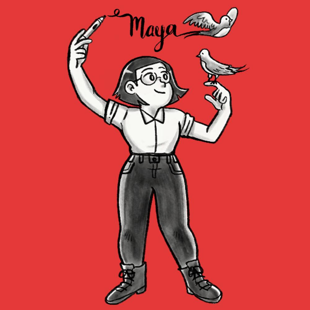 Maya Schmidt - Graphic Recorder