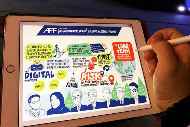 Asian Financial Forum Hong Kong -