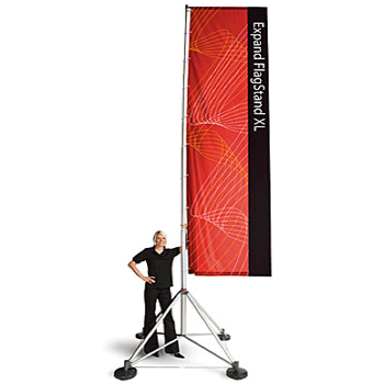 Expand FlagStand XL - Productdetails