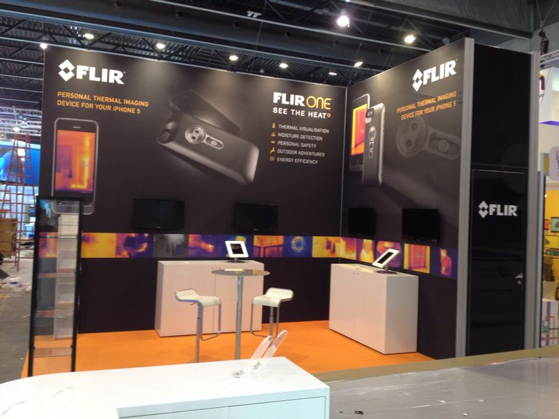 Flir Mobile World Congress Barcelona