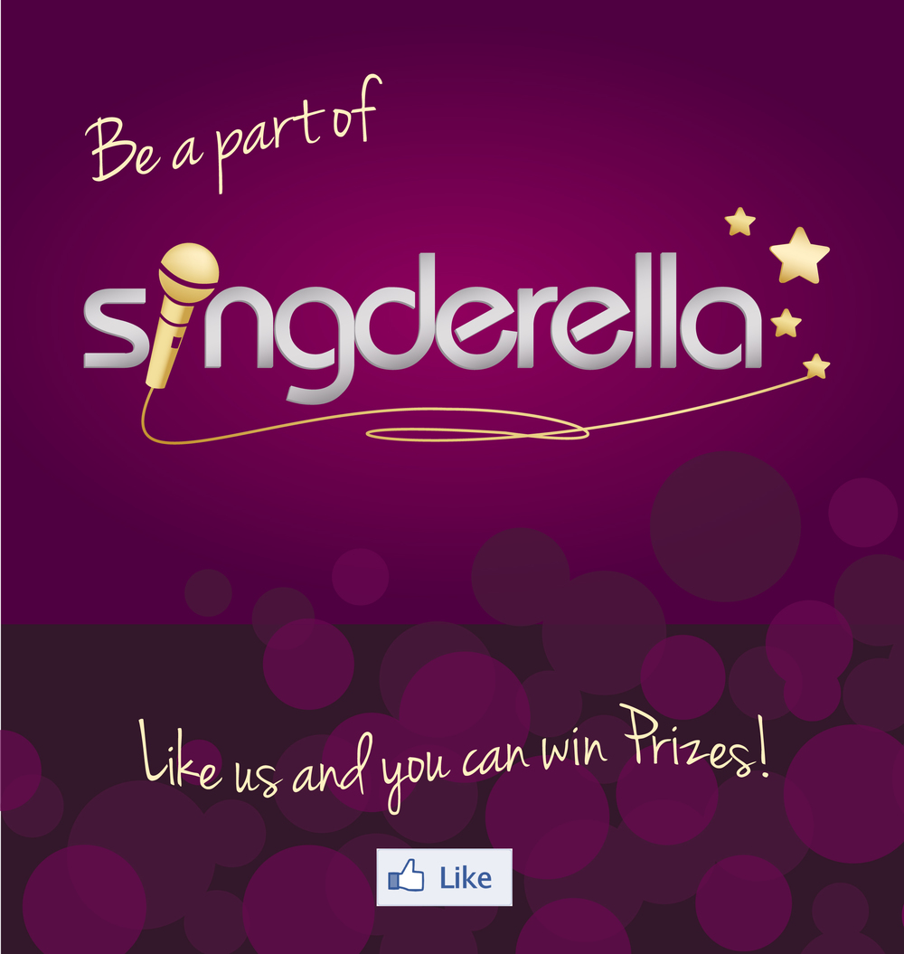 Logo not designed by me, officially belongs to Singderella.