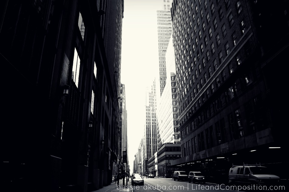Image of West 43rd Street in New York, New York taken by   Bessie Akuba