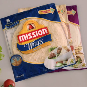 Mission Wraps (all varieties) Where: Most Supermarkets Status: Certified Sustainable Palm Oil