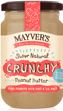 Mayvers Pure-State Seed & Nut Spreads (all varieties) Where: Most health food stores, and limited range at major Supermarkets. Details on website. Status: Palm Oil Free Also: Australian made & owned
