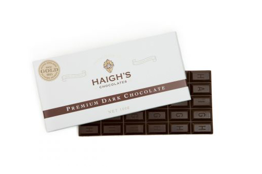Haigh's (all varieties) Where: Stores in SA, Vic & NSW. Status: Palm Oil Free Also: Australian owned family business