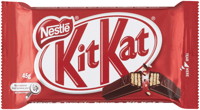 Nestle Kit Kat (all varieties) Where: Everywhere! Status: Certified Sustainable Palm Oil