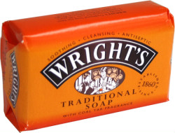 Wrights Traditional Soap Where: Most Supermarkets Status: Palm Oil Free