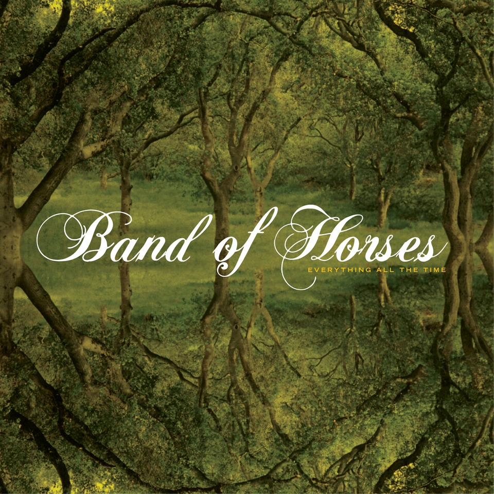 A staple among indie rock kids everywhere, Band of Horses, Everything All the Time