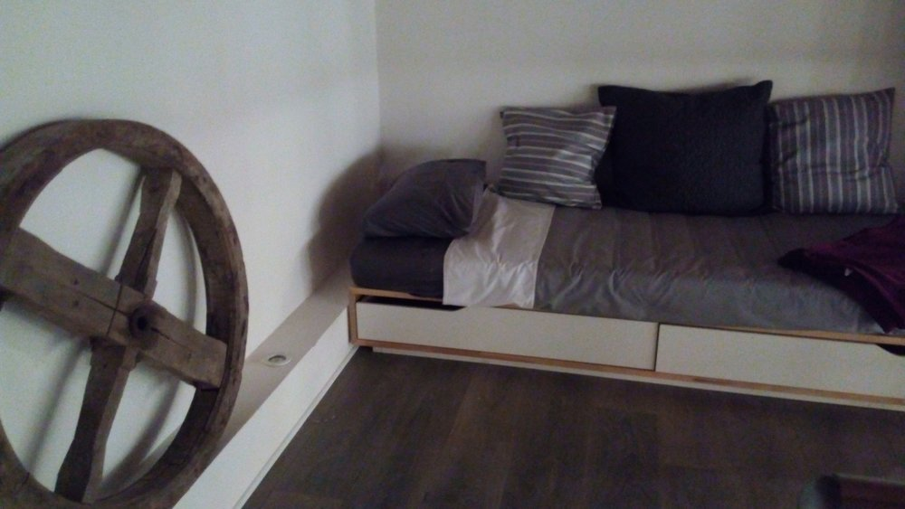 Mezzanine #2 (single bed)